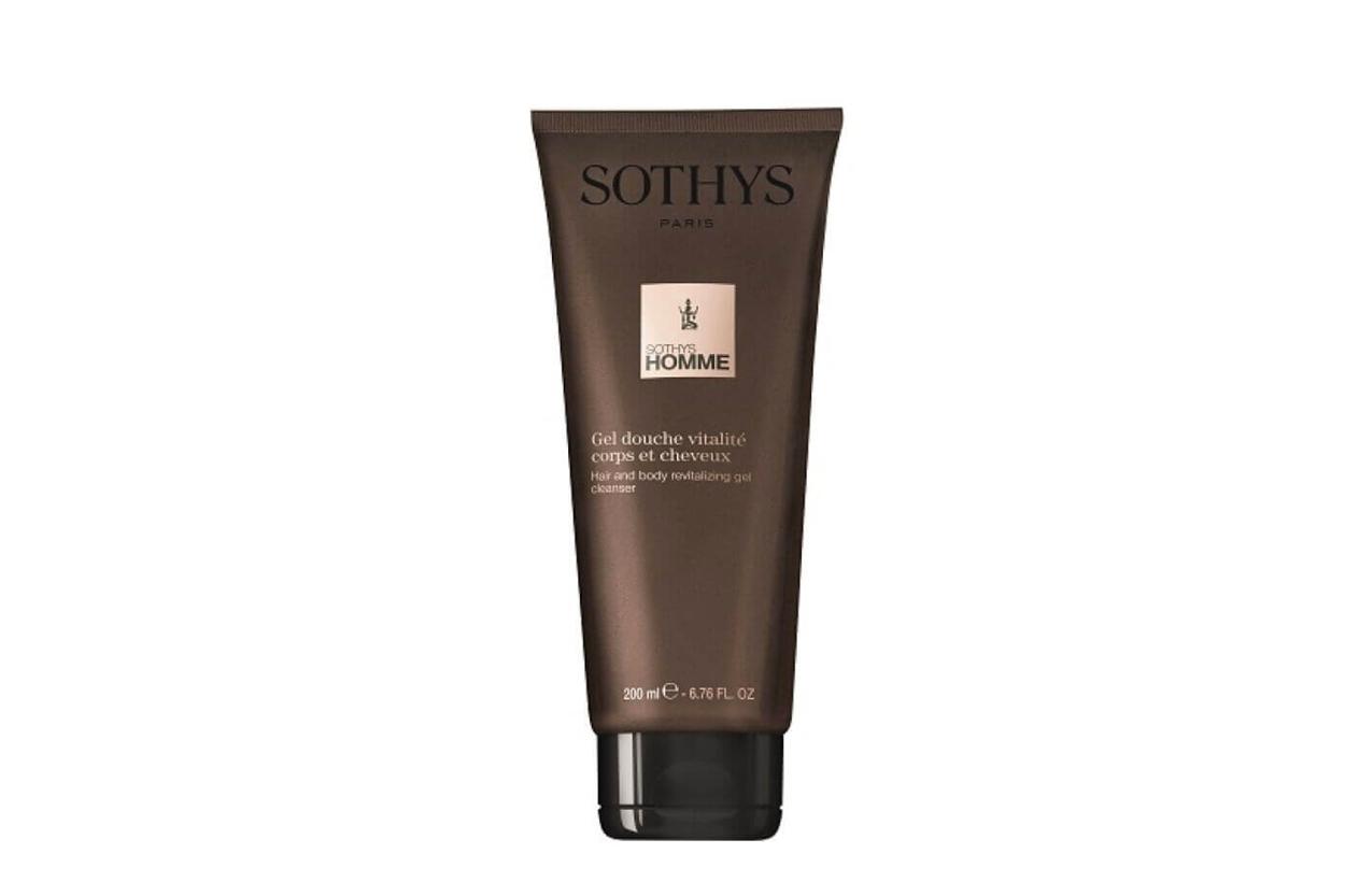 Hair & body shower gel