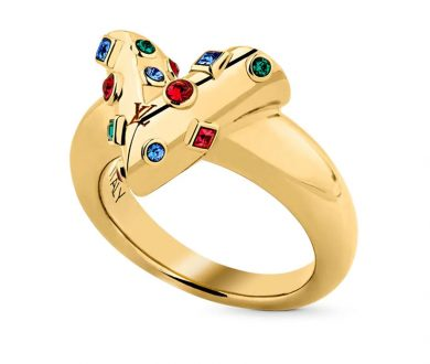 Essential V Planète Ring
