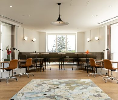 Alberts is the new world-class private tenants' club set to change the way we work for the better