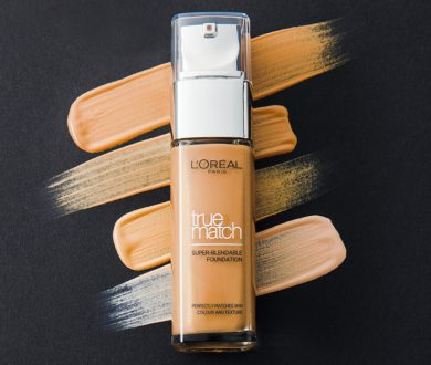 This new foundation from L'Oréal Paris promises to actively improve the skin, not just cover it