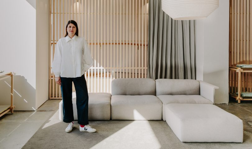 Kowtow founder Gosia Piatek on circularity, tenacity and why sustainability is a journey