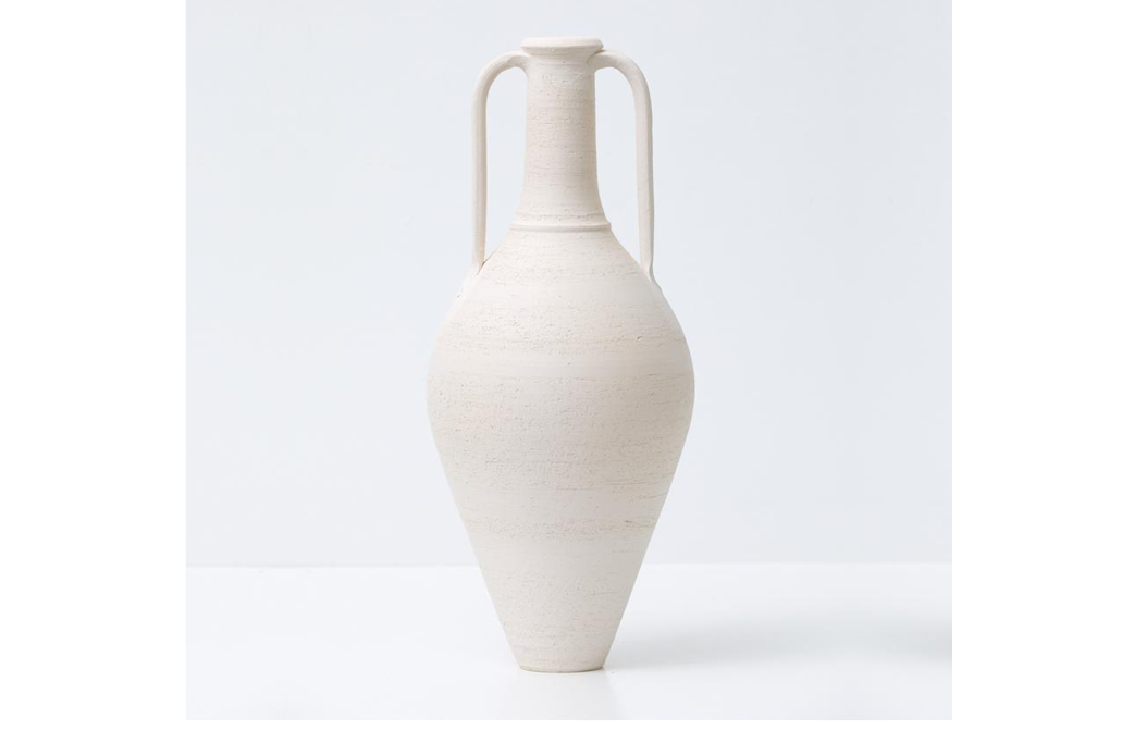 Long Neck Amphora by Julie Cromwell