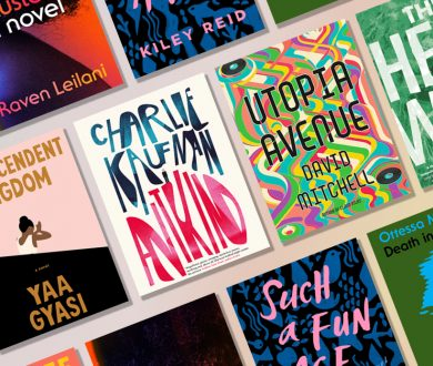 Looking for your new favourite novel? Pick up one of these noteworthy books