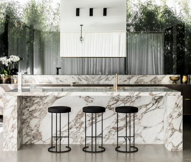 Complement your countertop with these chic and stylish bar stools