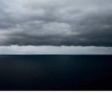 Seascape #67 (Afternoon Storm) by Harry Culy