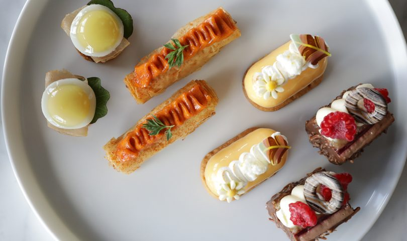 Feeling fancy? The new Park Hyatt's afternoon tea turns traditional high tea on its head