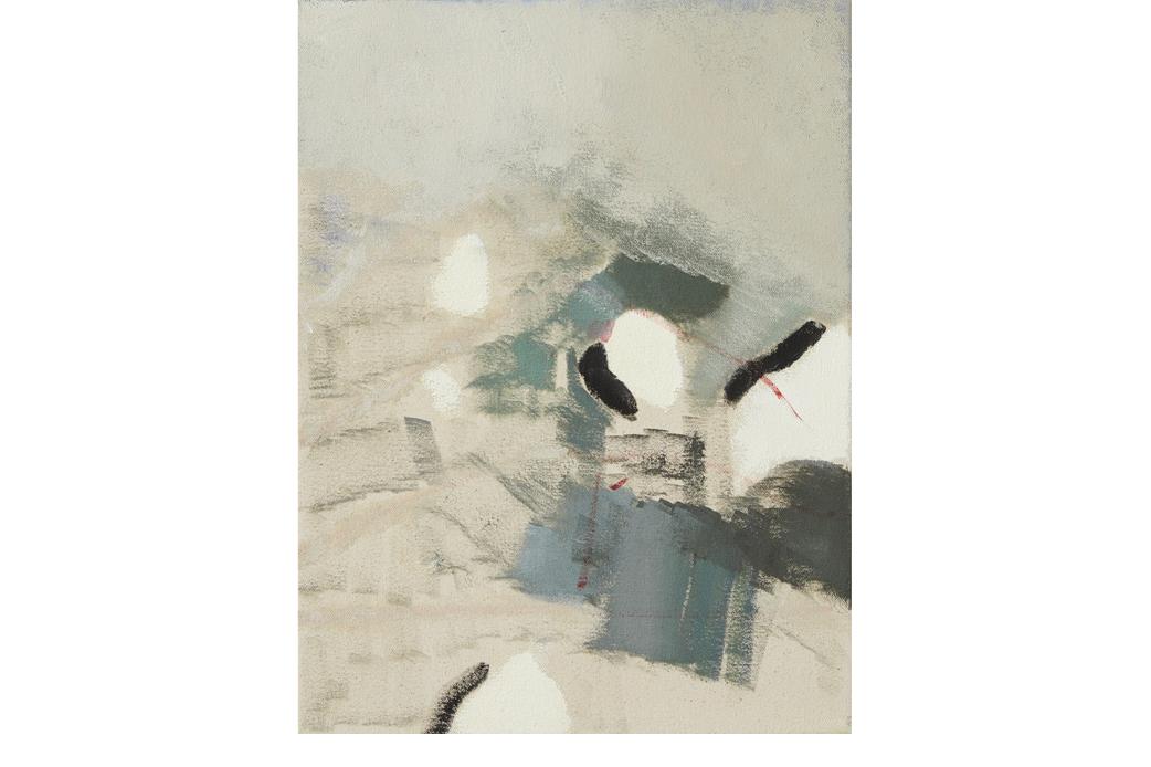 Pohutukawa II by Sandra Bushby