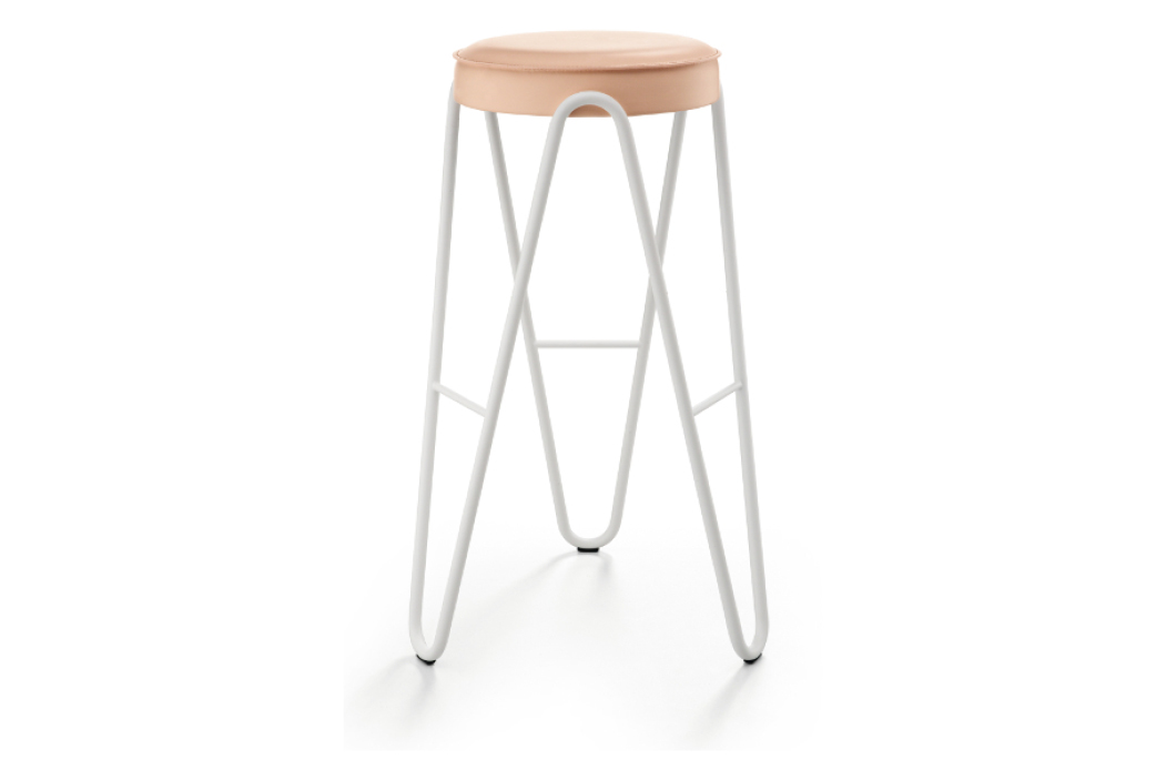 Apelle stool by MIDJ of Italy