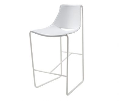 Apelle barstool by MIDJ of Italy