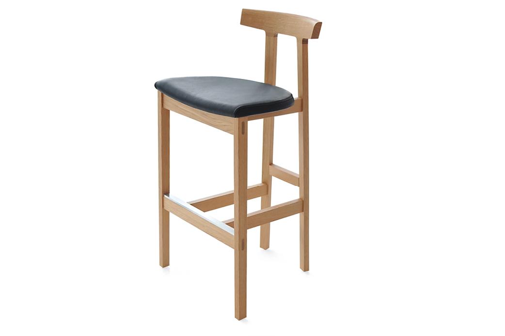Torii stool by Bensen