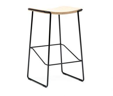 Wrap stool by Tim Webber