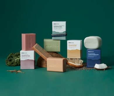 Ecostore's new solid shampoo and conditioner bars are changing the hair-washing game