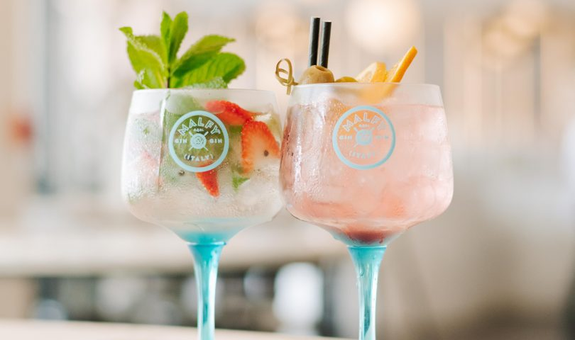 Gin lovers, this cocktail collab is bringing a taste of the Amalfi coast to Viaduct Harbour