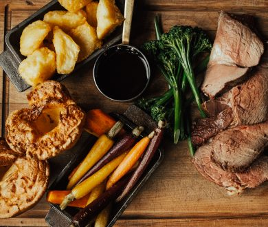 Hurry, it's your last chance to book in for the famous Sunday Roast Special from Jervois Steak House