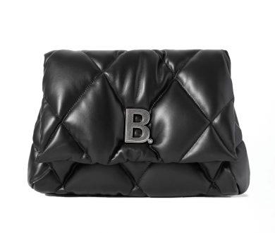 Balenciaga Touch Puffy Clutch