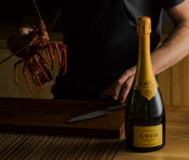 This unmissable Krug Champagne and Pasture food event is bringing new meaning to the term luxury dining
