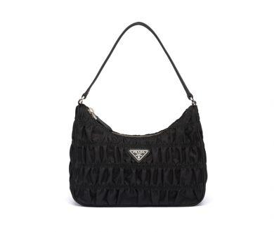 Prada Nylon and Saffiano Mini Bag