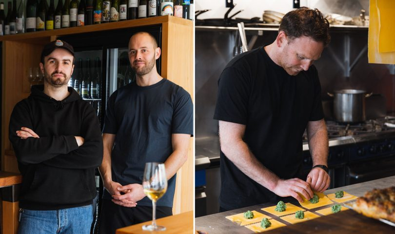 K' Road's new guard: Meet the owner-operators bringing handmade pasta and natural wine to the city's most colourful strip