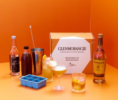 Cocktail lovers, this limited edition mixology kit is here to bring happy hour to your house