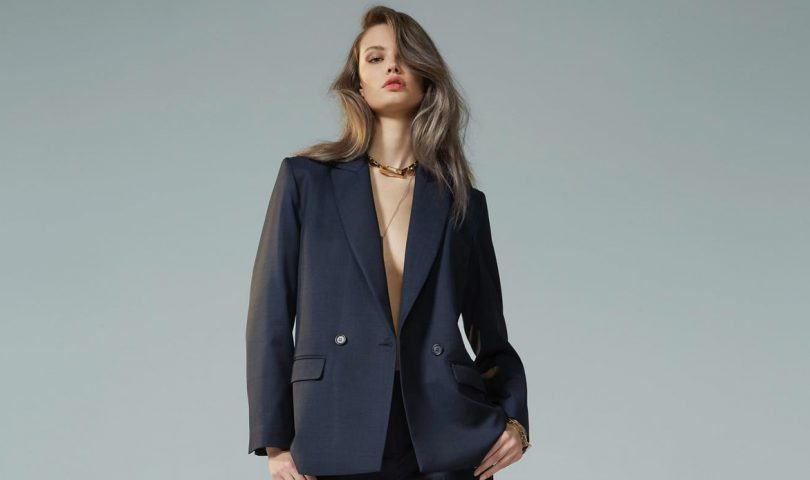 Ditch the leisurewear and up your fashion game with Helen Cherry's new summer suiting