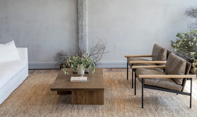 Nodi opens new flagship showroom, bringing its timeless, natural rugs to Ponsonby