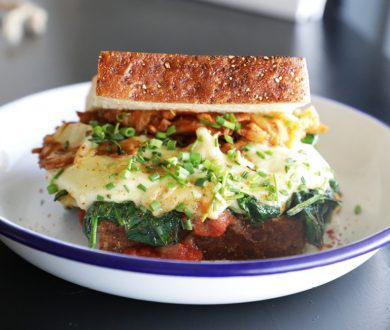 Young George is the new hidden gem serving tasty sandos in the suburbs