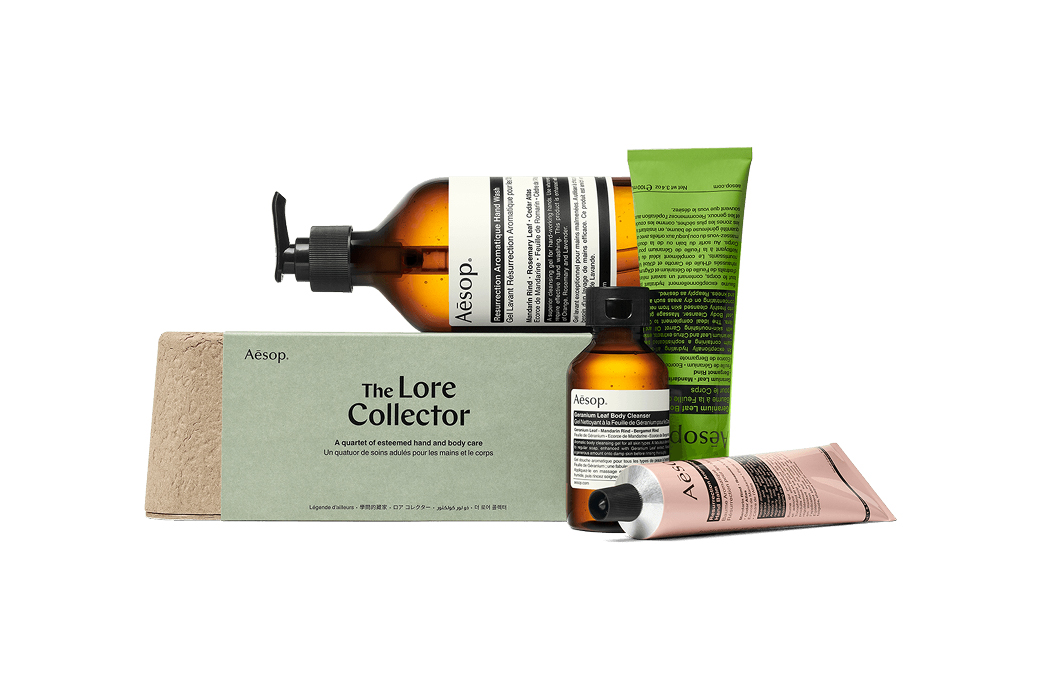 Aesop The Lore Collector Gift Kit