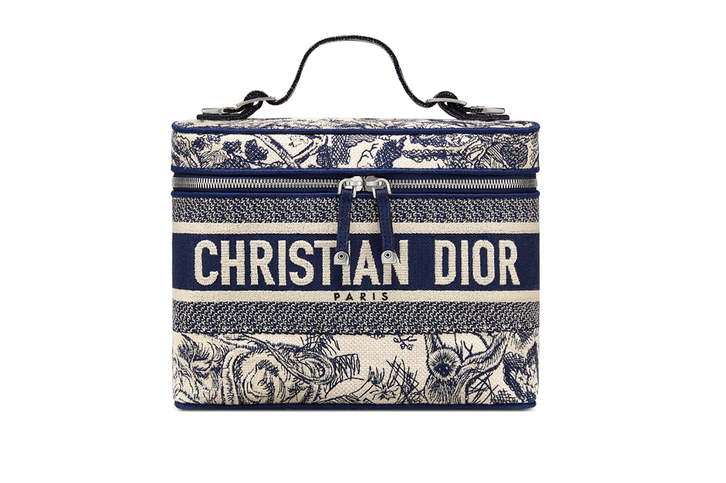 Christian Dior Travel Vanity Case