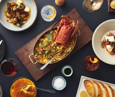 Celebrate Ostro's delectable new menu with dinner for six, valued at $1200