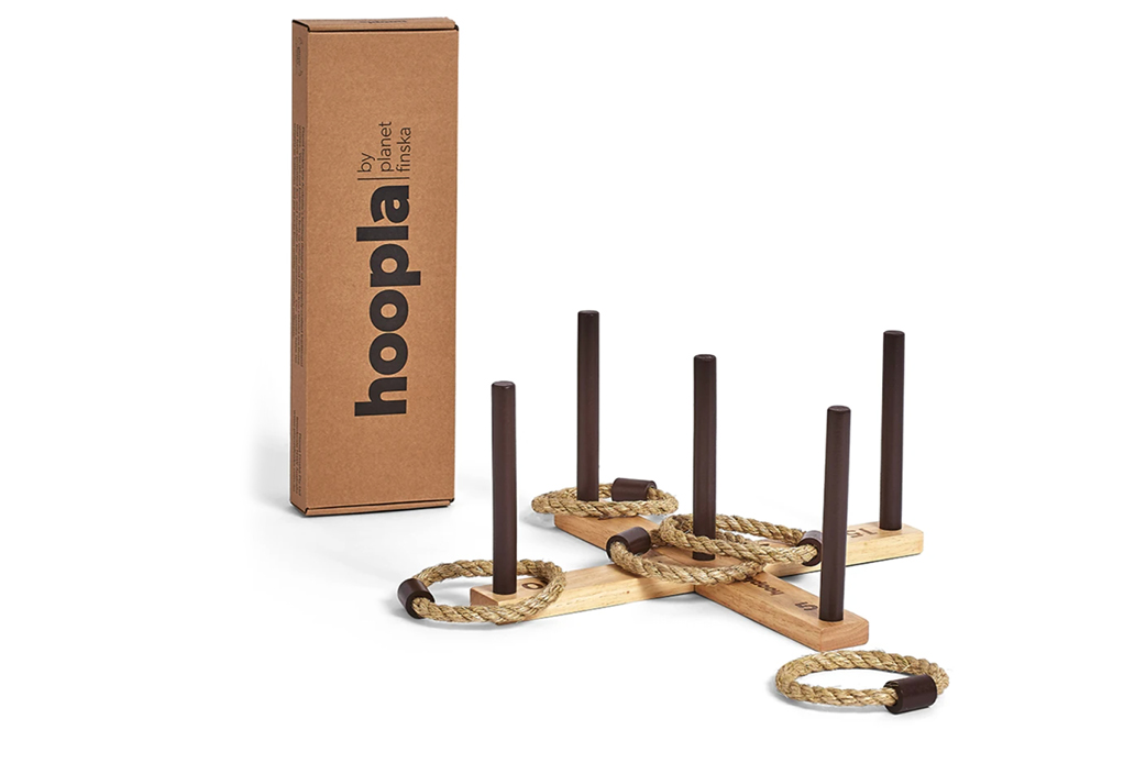 Hoopla Ring Toss Game
