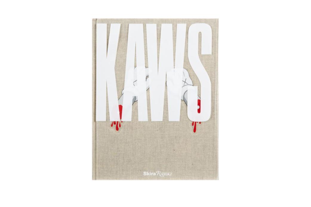 Kaws Coffee Table Book