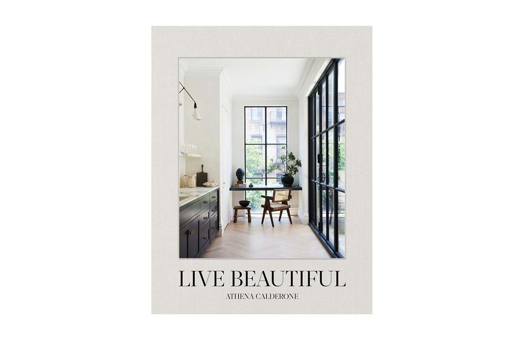 Live Beautiful Book by Athena Calderone