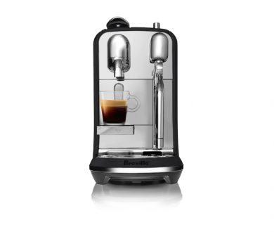 Nespresso Creatista Plus Black Truffle