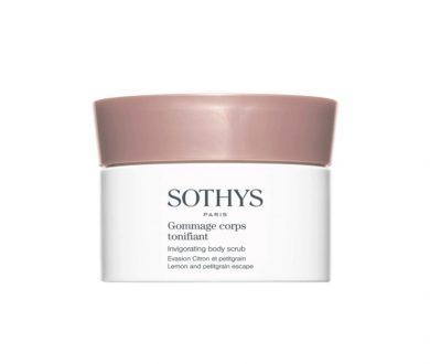 Sothys Lemon & Petitgrain Escape Invigorating Body Scrub