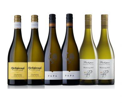 Chardonnays of New Zealand Case