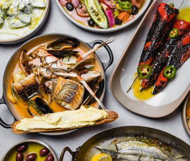 Top chef Sean Connolly is back with Esther, an enticing new Mediterranean-inspired eatery