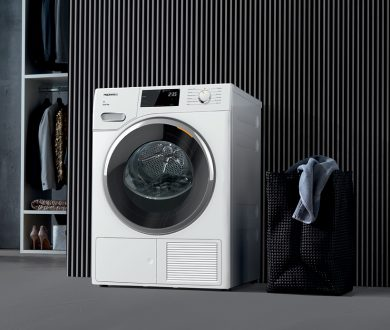 Cleanliness and consideration are front and centre with this eco-minded laundry offering