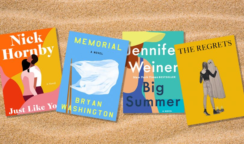 8 deliciously compulsive beach reads to sink your teeth into this summer