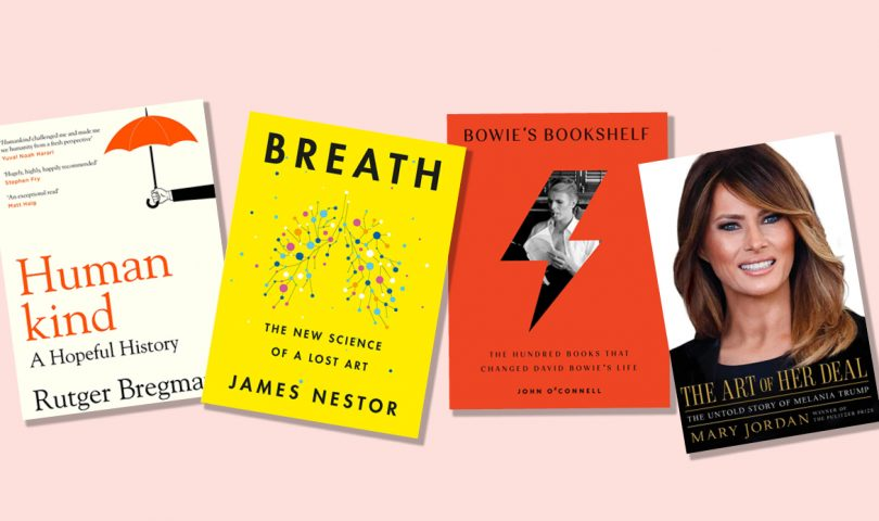 These are the latest and greatest non-fiction books to add to your reading list