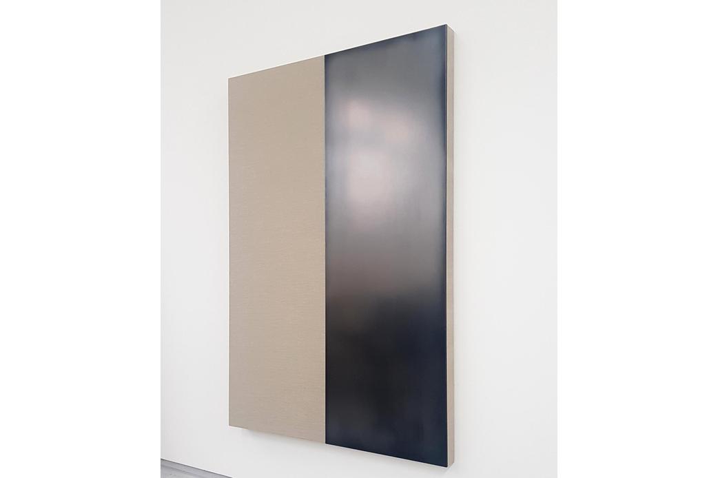 Tall Diptych by Matthew Allen
