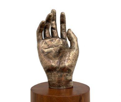 Hand by Henrietta Harrishand