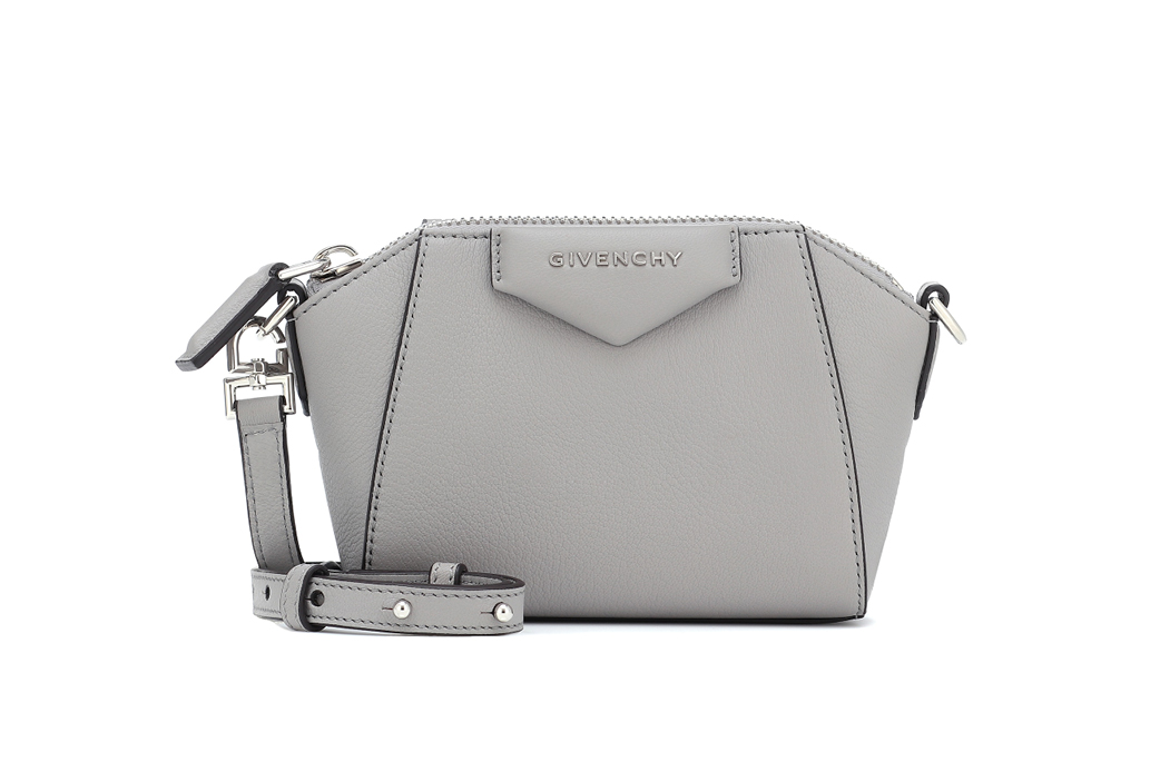 Givenchy Antigona nano textured-leather shoulder bag