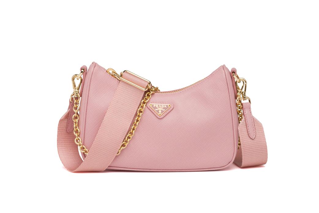 Prada Saffiano leather mini bag