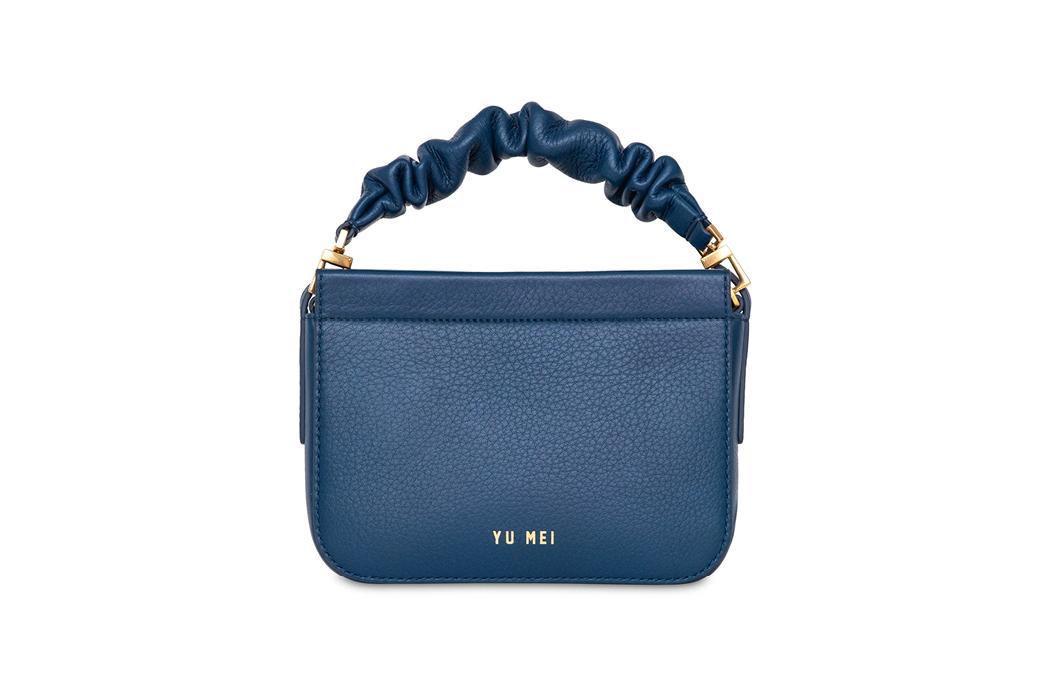 Yu Mei Vi Scrunchie handbag
