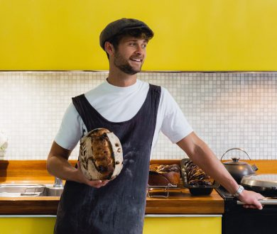 Meet Hercules Noble, the culinary up-and-comer reimagining the landscape of private cheffing