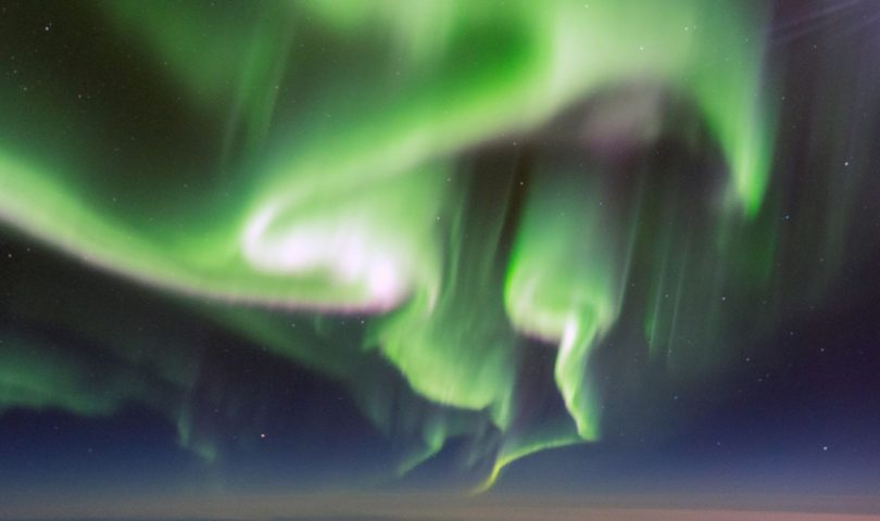 In search of the trip of a lifetime? This flight will take you to see the Southern Lights up close