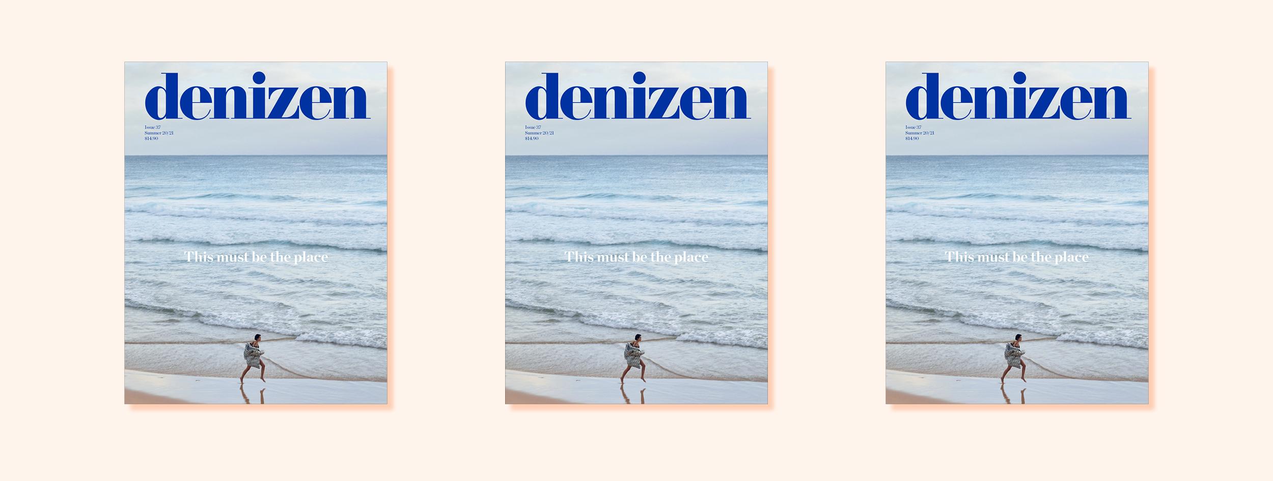 Denizen Summer Issue