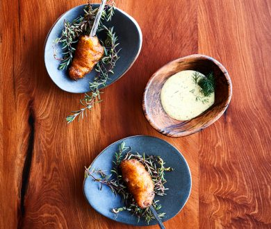 Win a meal for four at acclaimed chef Ben Bayly's restaurant Ahi, valued at $900