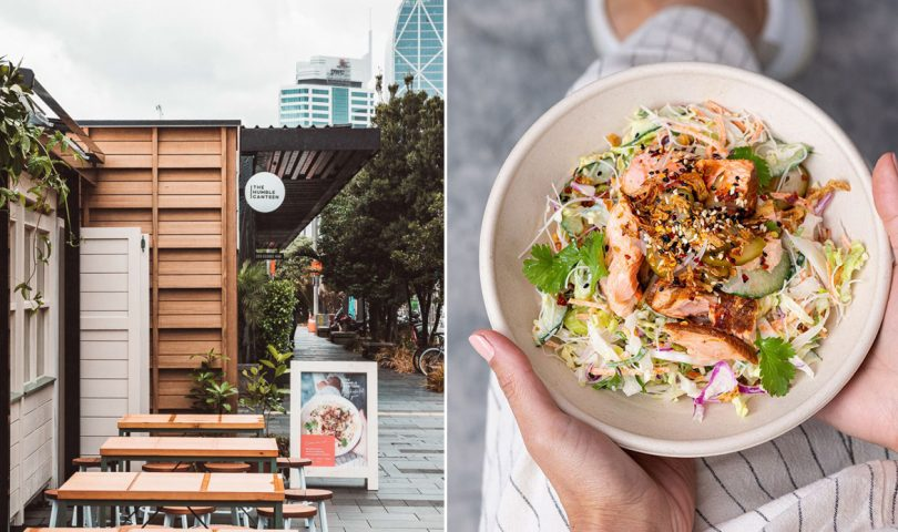 This wholesome Wynyard Quarter eatery may just be your new favourite work lunch spot