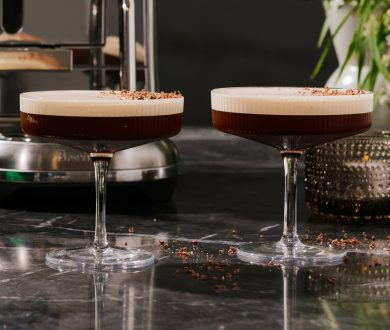 Love espresso martinis? This hazelnut version is sure to be your new favourite cocktail recipe